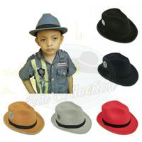Topi Fedora Tompi Jazzy Anak