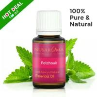 100 ml Patchouli Essential Oil Minyak Nilam 100 Pure Natural