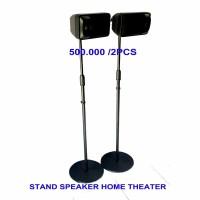 stand speaker sorround efek rear satelite kecil bose home theater