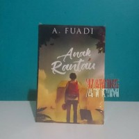 Buku Novel Anak Rantau By A. Fuadi