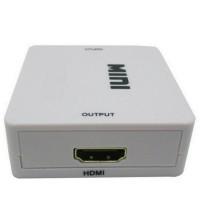 Pakat Murah Converter Vga Ke Hdmi Konverter Kabel Laptop To Tv Full Hd