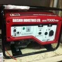 Genset Honda Daishin 5500 watt Limited