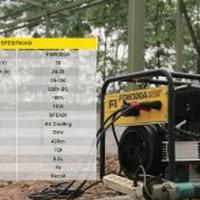 Genset Las 300 amp bisa untuk listrik 1000 watt Murah