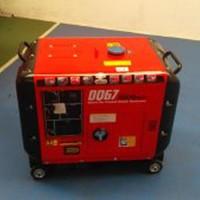 Genset Silent 6 Kva Diesel Pro-Quip U.S.A.GRATIS ONGKIR Murah