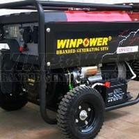 Genset Honda 3 kva 1 phase 3000 Watt open Winpower Berkualitas