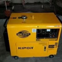 Promo genset silent 5 kva 3 phase diesel kipor Diskon