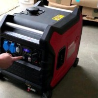 Genset super silent inverter Loncin 3000 Watt GRATIS ON Diskon