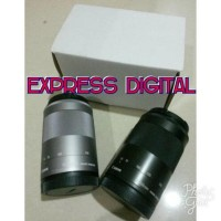 Paket Hemat Lensa Canon Ef-M 55-200 Mm F/4-5 6.3 Is Stm For Eos M