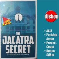 The Jacatra Secret - Rizky Ridyasmara