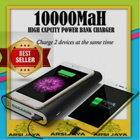 Power bank Wireless Charging Power Bank 10000mAh For iphone n samsung