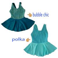 Pakaian Bayi Perempuan Baju & Sepatu Renang 6 - 15 Bulan / Swi AFA0679