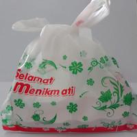 Kantong Kresek / Plastik untuk Dus 20x20cm / R10k
