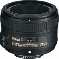 Nikon AF S DX NIKKOR 50mm f1 8G