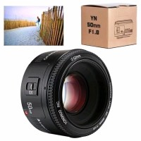 Yongnuo 50mm F1 8 Prime Lens for Canon