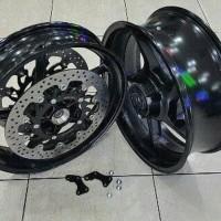 Velg Delkevic Double Disc NInja 250 FI & Z250 FI & Ninja 250 R
