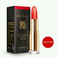 Bioaqua Color Changing Beautiful HealtifulJelly Lipstik #Flame Red