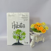 Buku How to Master Your Habits by Ust. Felix Siaw
