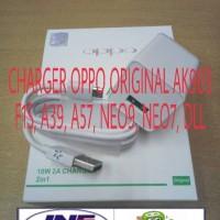 Charger HP OPPO ORIGINAL F1S A39 A57 A37 A33 AK903 Terlaris