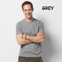 Men Sonoma Basic Tshirt Flexwear BIGSIZE - Kaos Pria Polos JUMBO SIZE