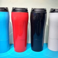 Mighty Mug Botol Ajaib Anti Tumpah Anti Senggol Tidak jatuh - KHB014