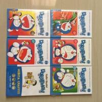 Komik Doraemon 17 18 19 20 Fujiko F Fujio