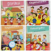 Paket Buku Pelajaran Tematik SD/MI. Kelas I TEMA 1-4