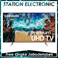 Samsung 55NU8000 Smart 4K UHD TV 55 Inch [2018 series]