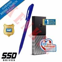 BGR 004 WD My Passport SSD Eksternal 512GB USB3 1 Pen