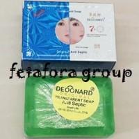 Sabun deoonard deonard 7days hijau antiseptik