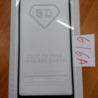 Tempered Glass Full Lem Xiaomi Redmi 6 / 6A Full Cover Screen Guard