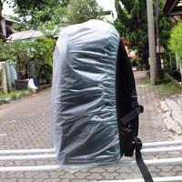 Rain Cover Bag / Coverbag / Rain Coat Jas Hujan Ransel