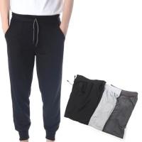 jogger pants Celana Panjang Jogger Training Pria wanita dewasa Polos