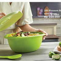 tupperware blossom rice server