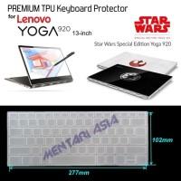 Keyboard Protector Lenovo YOGA 920-13 - PREMIUM TPU CLEAR