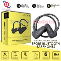 Headset Earphone Bluetooth UNEED Sport Handsfree - UEP02 Elegant