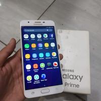 Samsung galaxy j7 prime gold fullset seken second