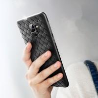 Case Samsung A5 A7 2016 A510 A710 casing hp cover ultra thin tpu WOVEN