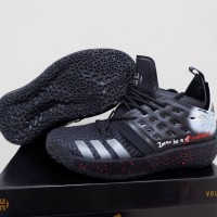 3e697e3b364d Sepatu Basket Adidas Harden 2 Imma Be A Nightmare Black White