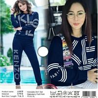 Setelan Baju Senam / Setelan Baju Olahraga / Grosir Baju murah / Kaos