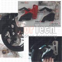 Cover Tutup Pelindung Kaliper Cakram Depan Full CNC NMAX - Aerox 155