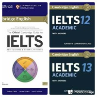 Powerpack Cambridge IELTS Academic with Answer and CD