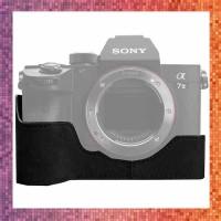 Halfcase Gariz for sony A7RII,A7III kamera case AT-A7M3CG case