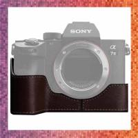 Halfcase Gariz for Sony A7RIII,A7III,A9 kamera case XS-CHA7M3BR case