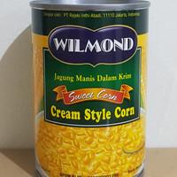 Cream style corn ( jagung manis dalam krim )