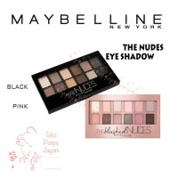 Maybelline THE NUDES EYE SHADOW (Black)