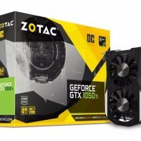 VGA Nvidia Zotac GTX 1050 Ti OC 4GB DDR5 Dual Fan OC Edition
