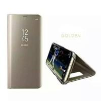Luxury Hyperbolic Mirror Flip Case Casing for Samsung Galaxy J7 Max