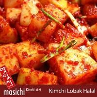 Kimchi Lobak / Kkakdugi 250g Enak Harga Termurah
