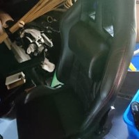 Kursi gaming st racing black editions