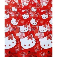 Selimut Lady Rose Size 160 x 200 cm Motif Hello Kitty T Murah